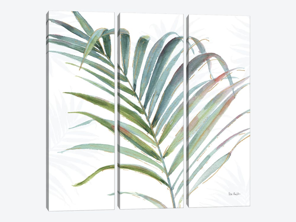 Tropical Blush V by Lisa Audit 3-piece Art Print