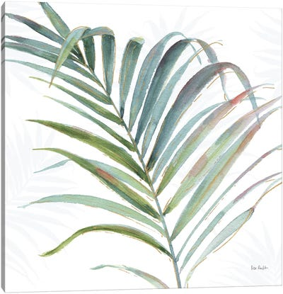 Tropical Blush V Canvas Art Print