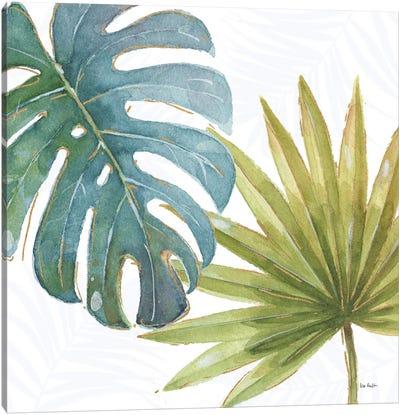 Tropical Blush VIII Canvas Art Print