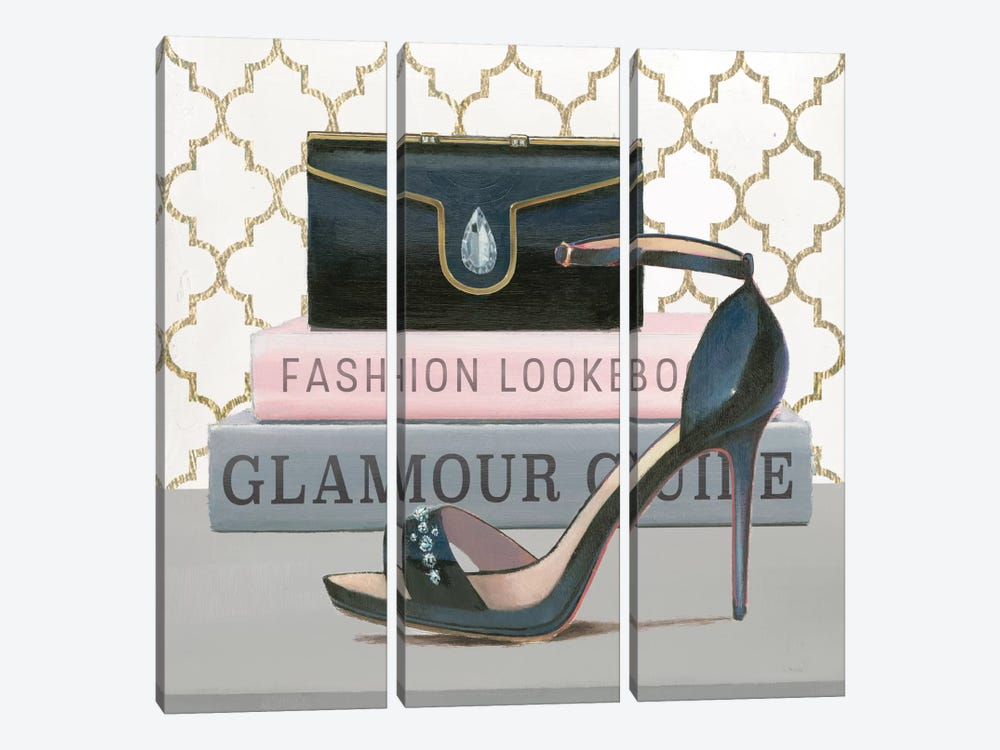 Forever Fashion III by Marco Fabiano 3-piece Canvas Art