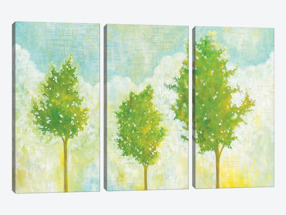 Golden Hour I by Melissa Averinos 3-piece Canvas Art Print