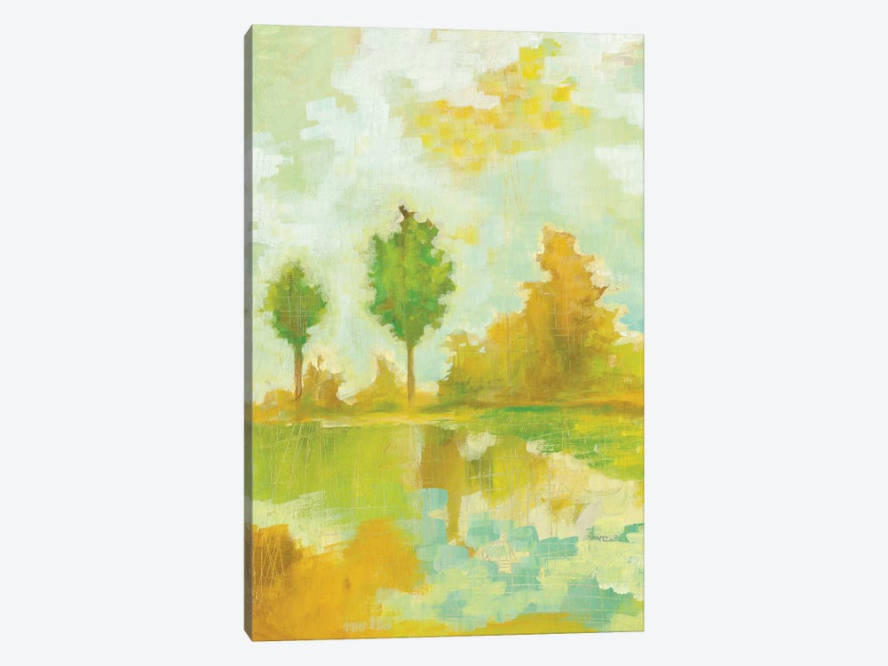 Golden Hour II by Melissa Averinos 1-piece Canvas Artwork
