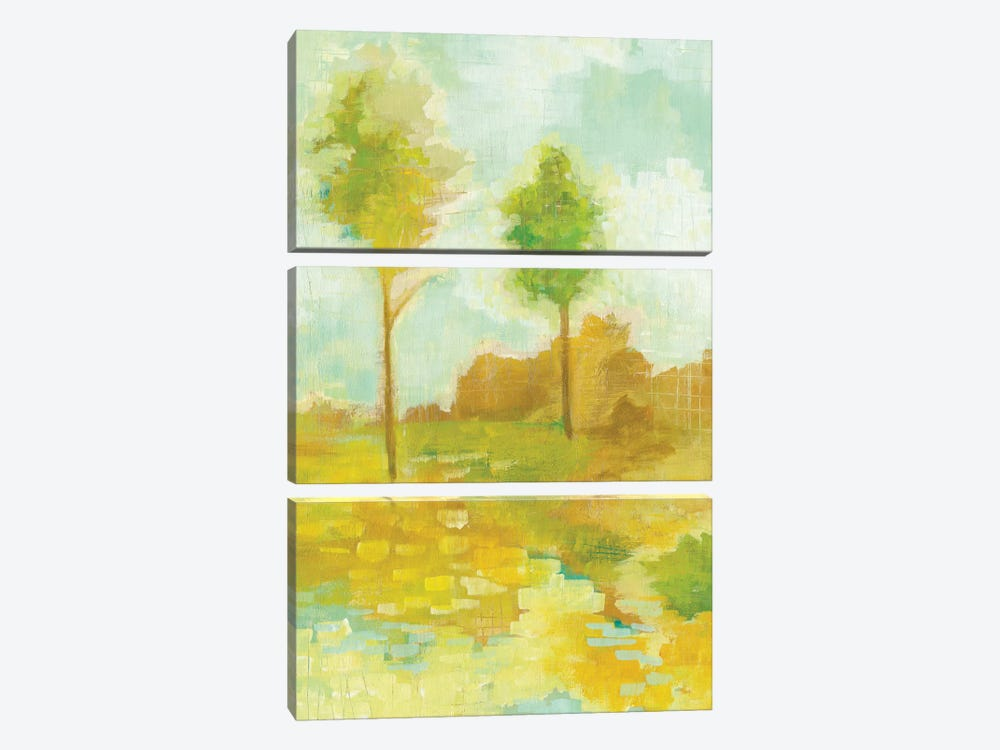 Golden Hour III by Melissa Averinos 3-piece Canvas Print