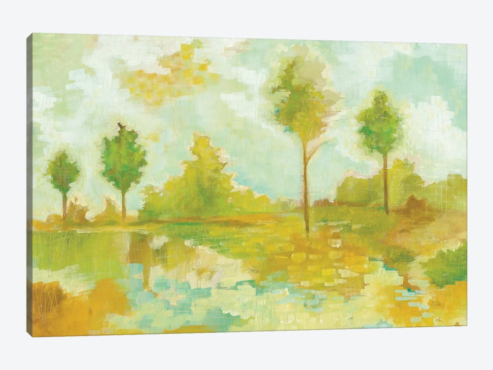 Golden Hour IV by Melissa Averinos 1-piece Canvas Print