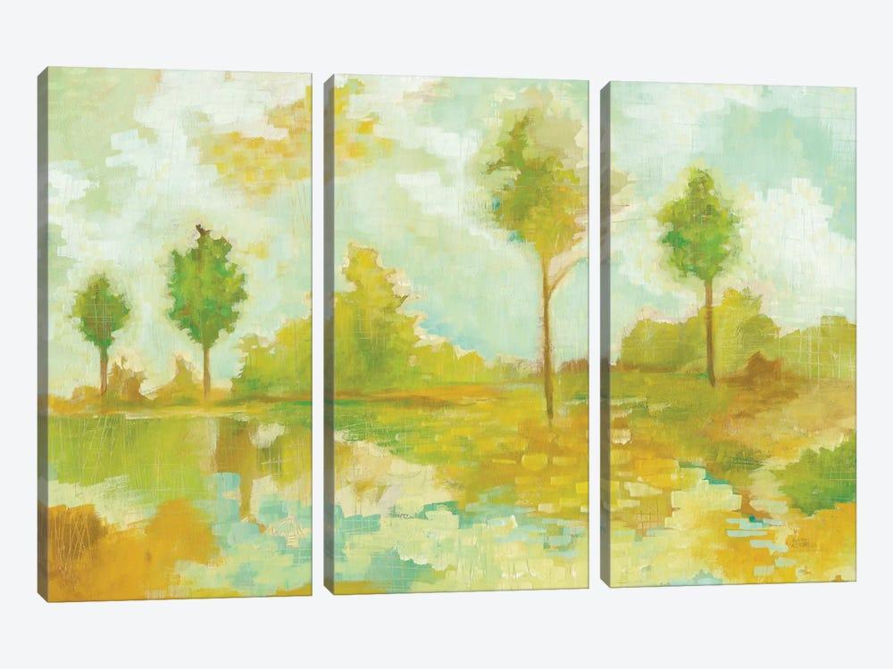 Golden Hour IV by Melissa Averinos 3-piece Canvas Print
