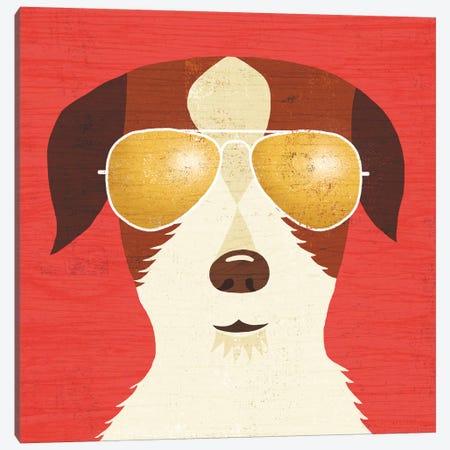 Terrier I Canvas Print #WAC6155} by Michael Mullan Canvas Print