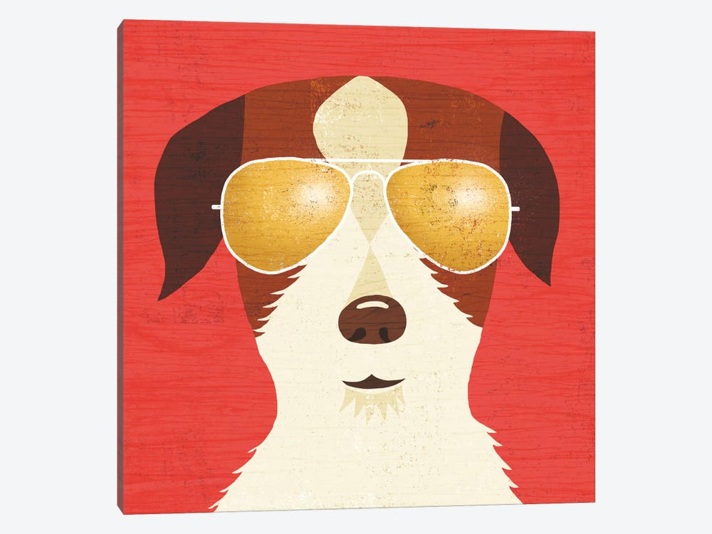 Terrier I by Michael Mullan 1-piece Art Print