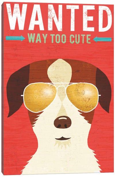 Terrier II Canvas Art Print