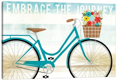 Embrace The Journey Canvas Art Print