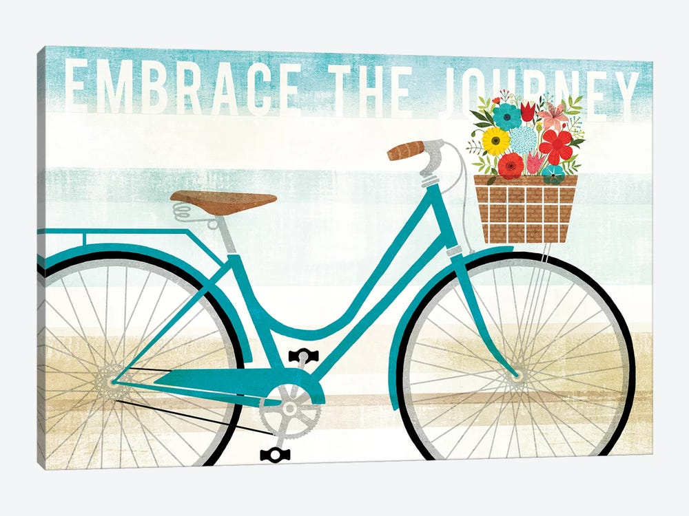 Embrace The Journey by Michael Mullan 1-piece Canvas Print