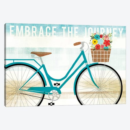 Embrace The Journey Canvas Print #WAC6173} by Michael Mullan Canvas Artwork