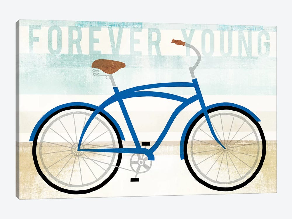 Forever Young by Michael Mullan 1-piece Canvas Wall Art