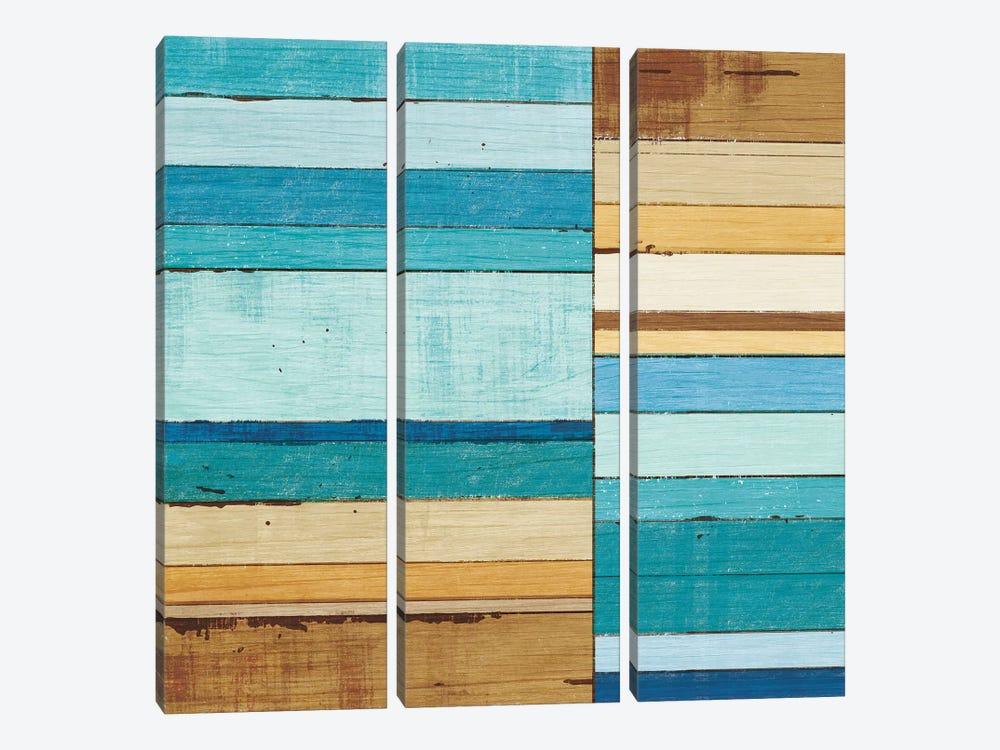 Beachscape II by Michael Mullan 3-piece Art Print