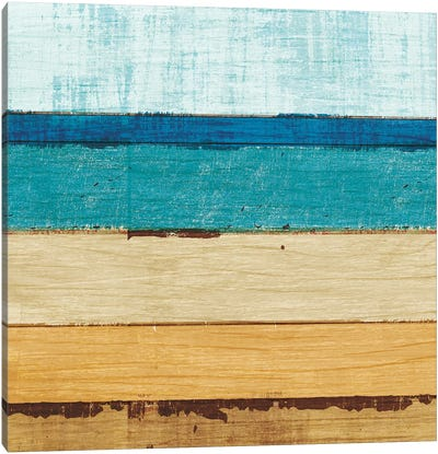 Beachscape III Canvas Print #WAC6185