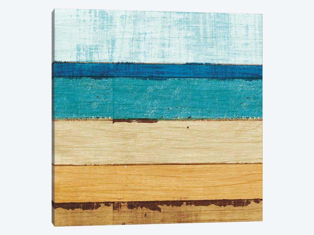 Beachscape III by Michael Mullan 1-piece Canvas Art