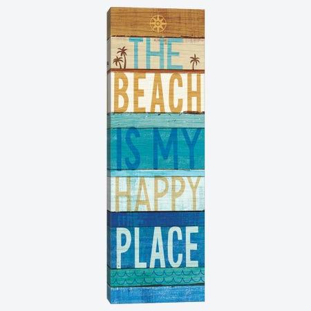 Beachscape Inspiration IV Canvas Print #WAC6198} by Michael Mullan Canvas Wall Art