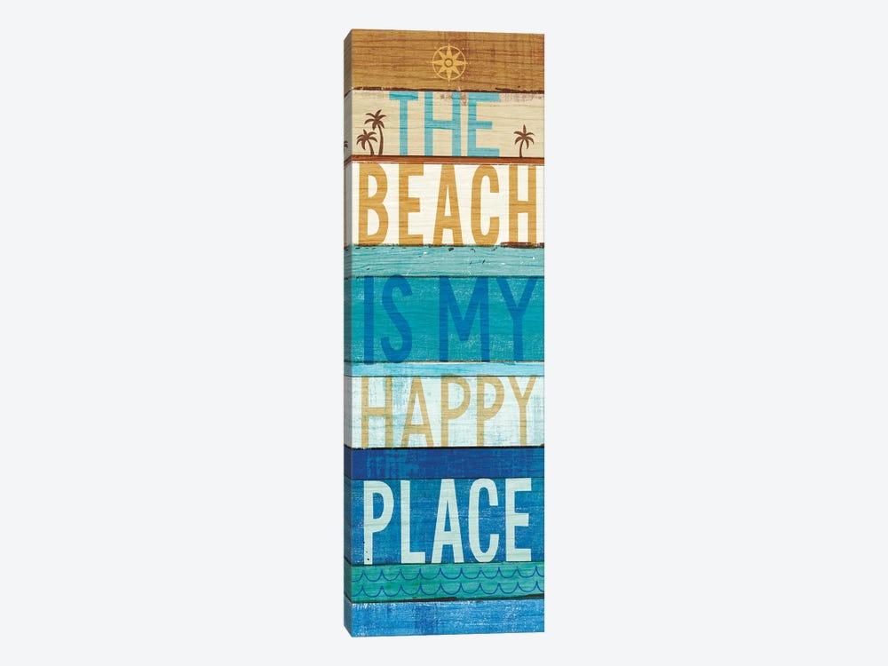Beachscape Inspiration IV by Michael Mullan 1-piece Canvas Art