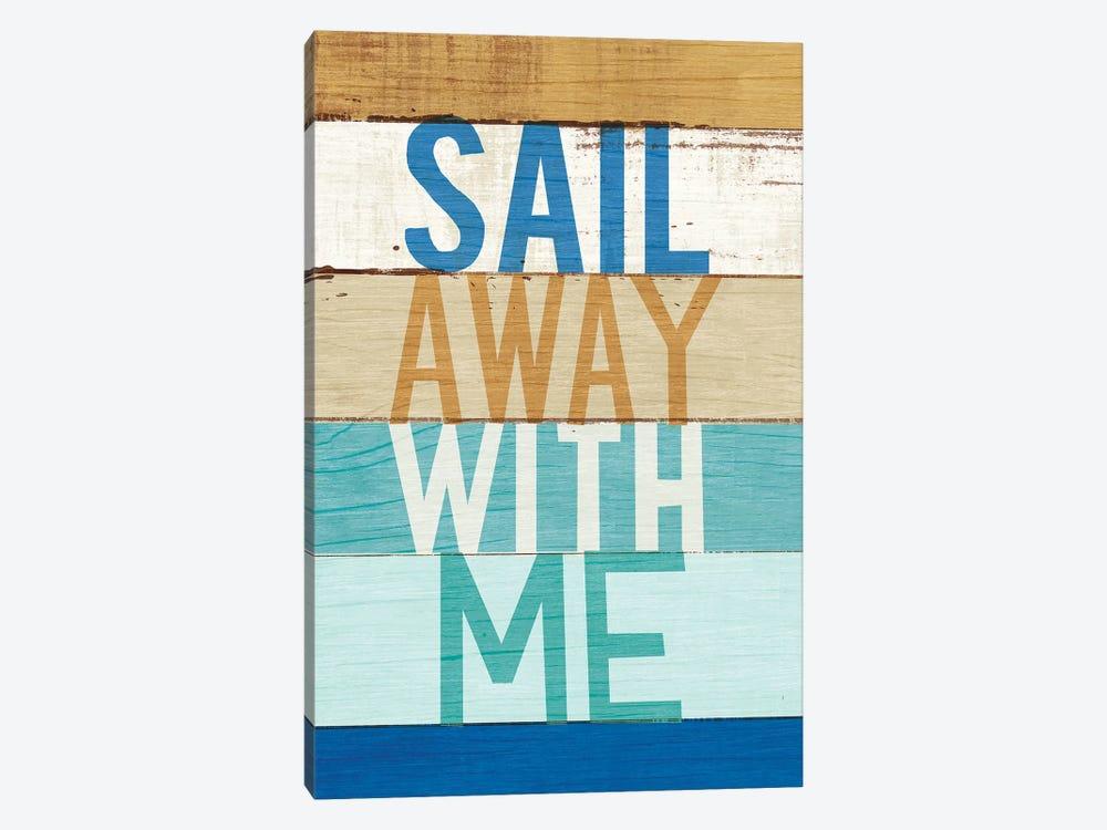 Beachscape Inspiration VII by Michael Mullan 1-piece Canvas Wall Art
