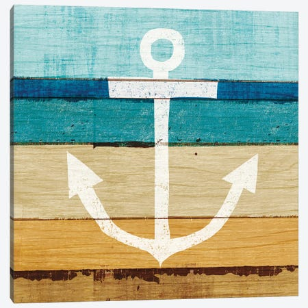 Anchor I Canvas Print #WAC6206} by Michael Mullan Art Print
