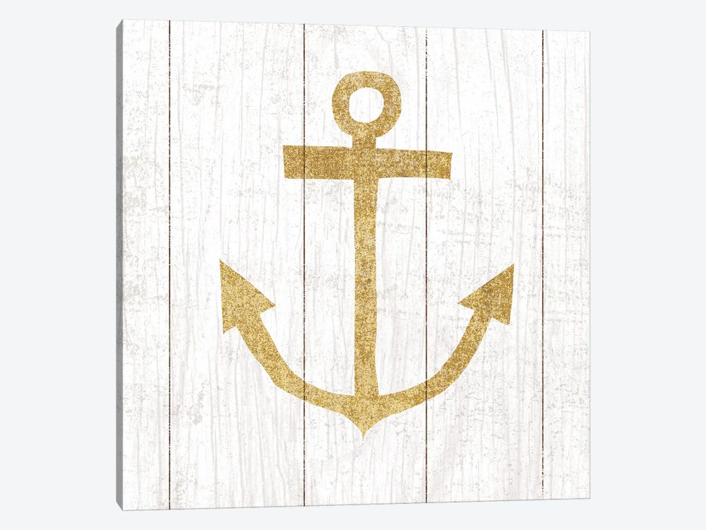 Anchor II by Michael Mullan 1-piece Canvas Wall Art