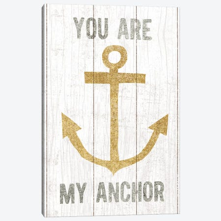 Anchor III Canvas Print #WAC6208} by Michael Mullan Canvas Artwork