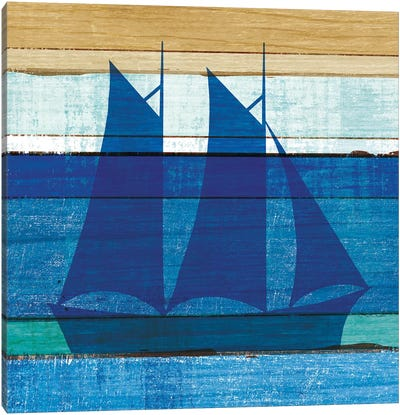 Boat I Canvas Art Print