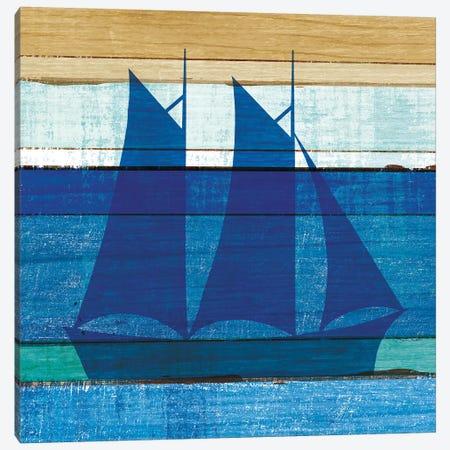 Boat I Canvas Print #WAC6209} by Michael Mullan Canvas Wall Art