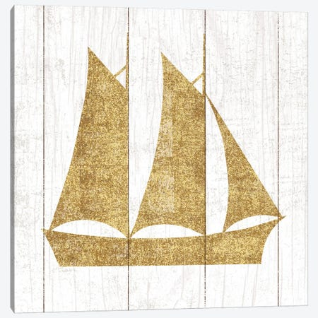 Boat II Canvas Print #WAC6210} by Michael Mullan Art Print