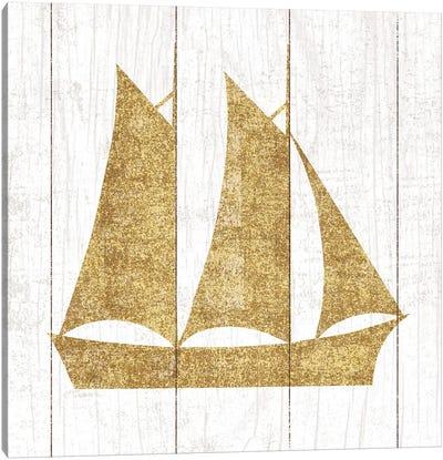 Boat II Canvas Art Print