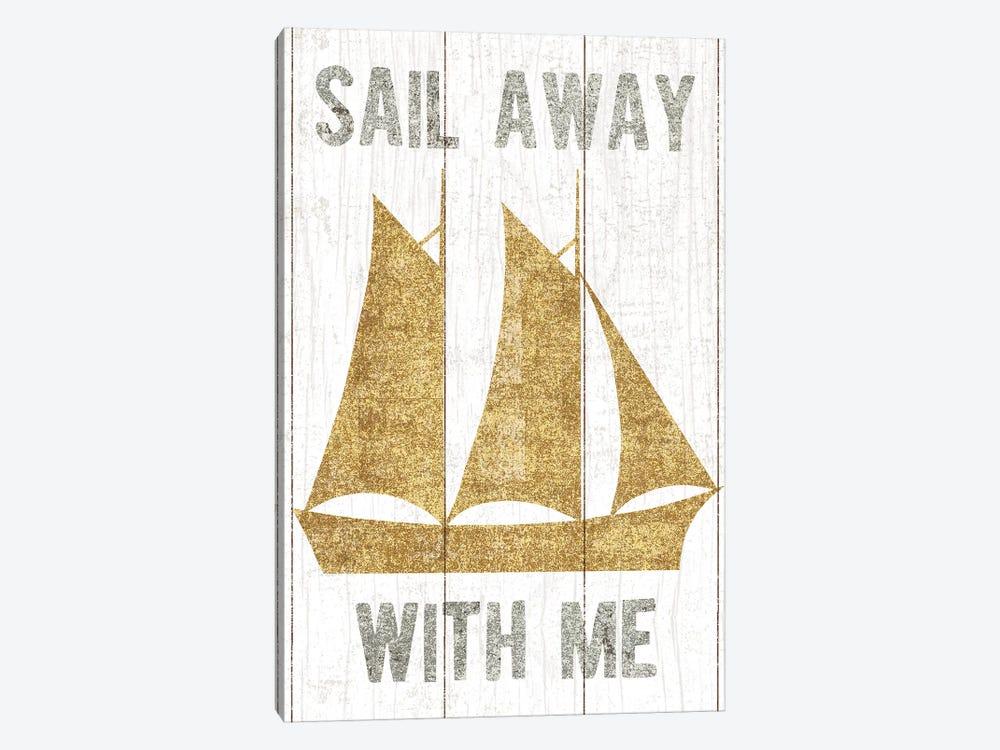 Boat III by Michael Mullan 1-piece Canvas Print