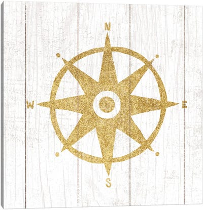 Compass II Canvas Art Print