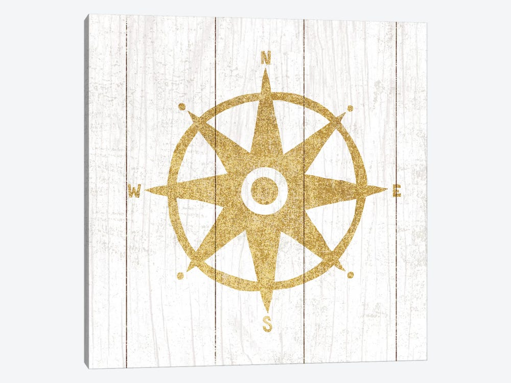 Compass II by Michael Mullan 1-piece Canvas Art
