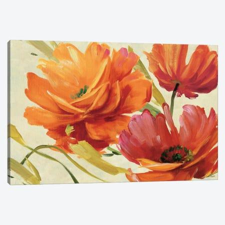Flamboyant III Canvas Print #WAC621} by Lisa Audit Canvas Art