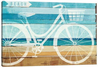 Cruiser I Canvas Art Print