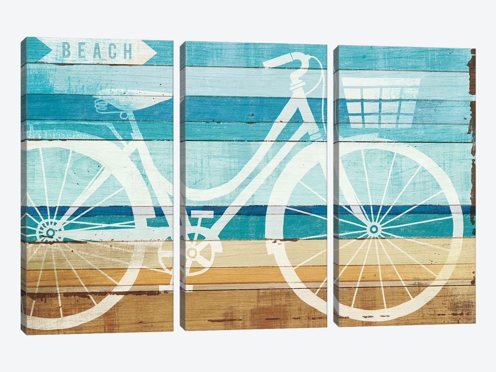 Cruiser I by Michael Mullan 3-piece Art Print