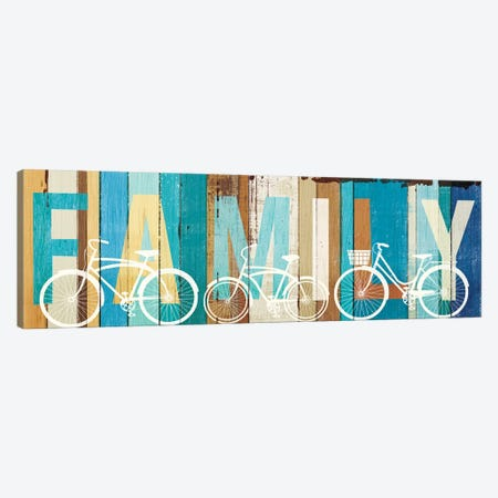 Family I Canvas Print #WAC6222} by Michael Mullan Canvas Wall Art