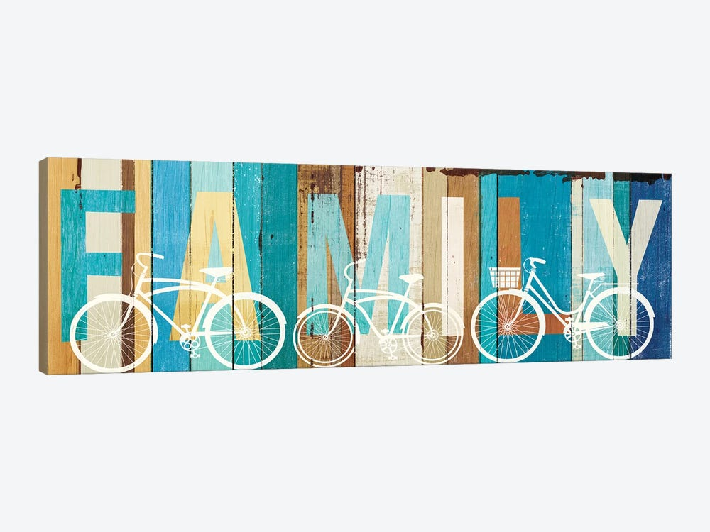 Family I by Michael Mullan 1-piece Art Print