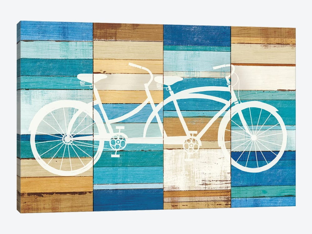 Tandem Cruiser I by Michael Mullan 1-piece Canvas Wall Art