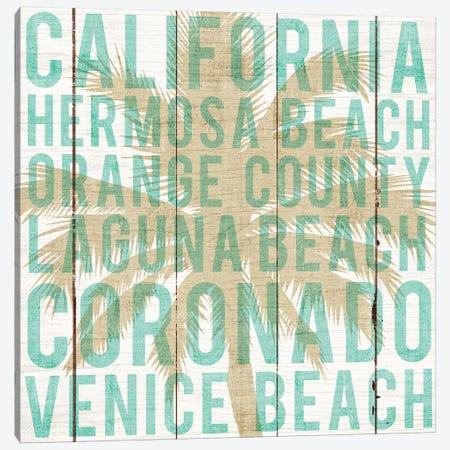 California Palm Canvas Print #WAC6236} by Michael Mullan Canvas Artwork