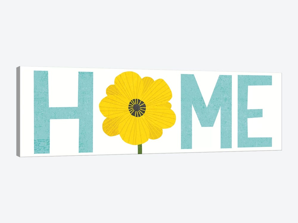 Home by Michael Mullan 1-piece Canvas Art