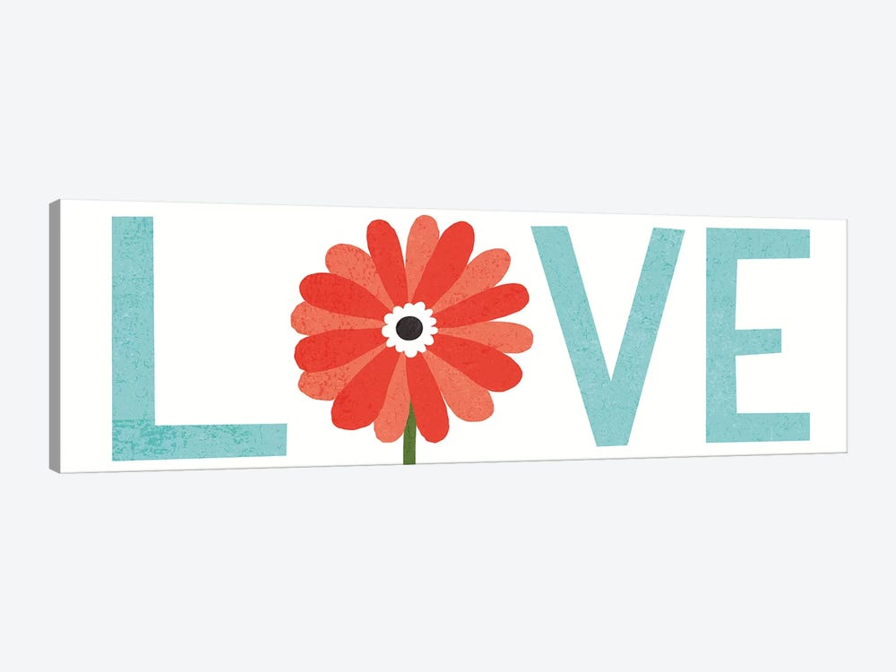 Love by Michael Mullan 1-piece Art Print