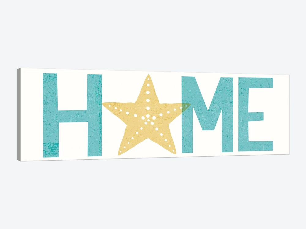 Home I by Michael Mullan 1-piece Canvas Wall Art