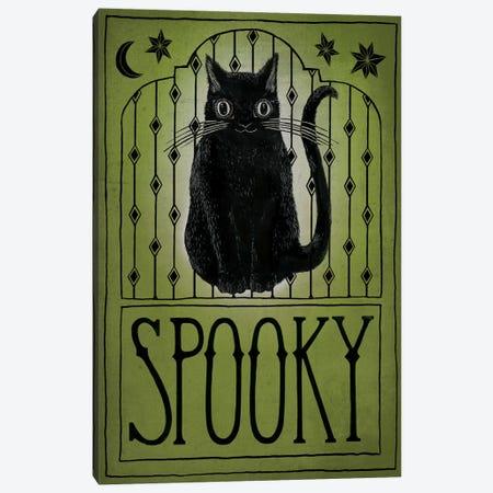 Spooky Canvas Print #WAC6286} by Sara Zieve Miller Art Print