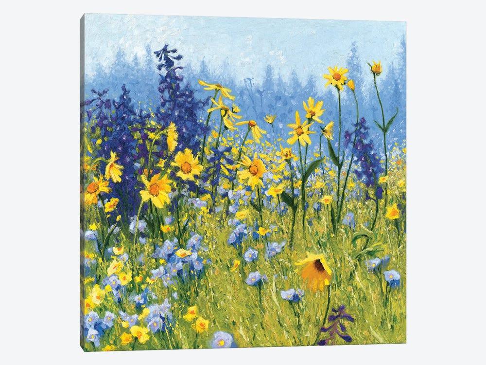 Joyful In July III by Shirley Novak 1-piece Art Print