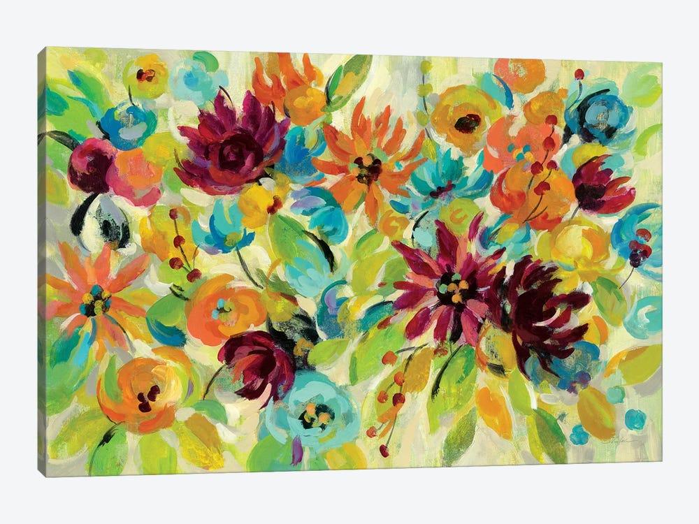 Autumn Joy I by Silvia Vassileva 1-piece Canvas Art