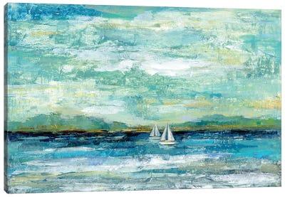 Calm Lake Canvas Print #WAC6293