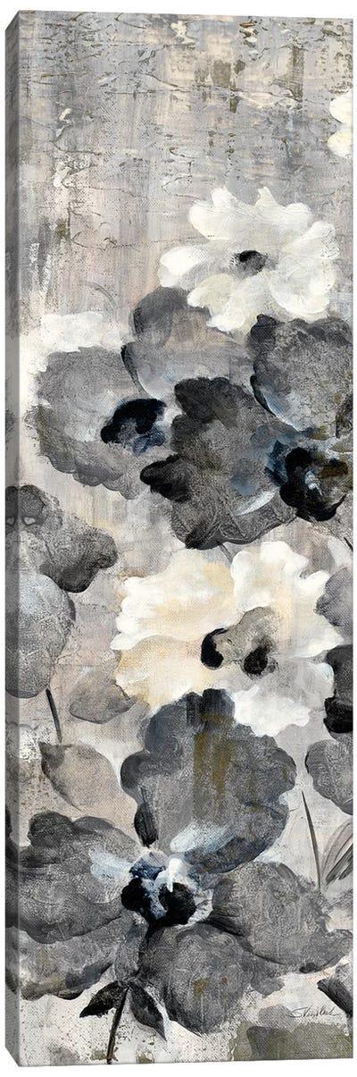 Crystal Raindrops Panel I Canvas Print #WAC6295