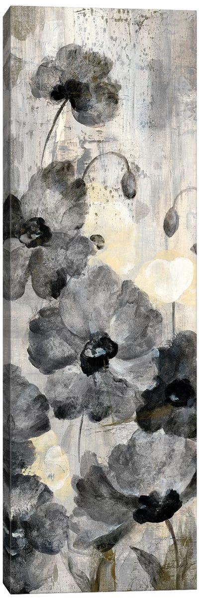 Crystal Raindrops Panel II Canvas Print #WAC6296