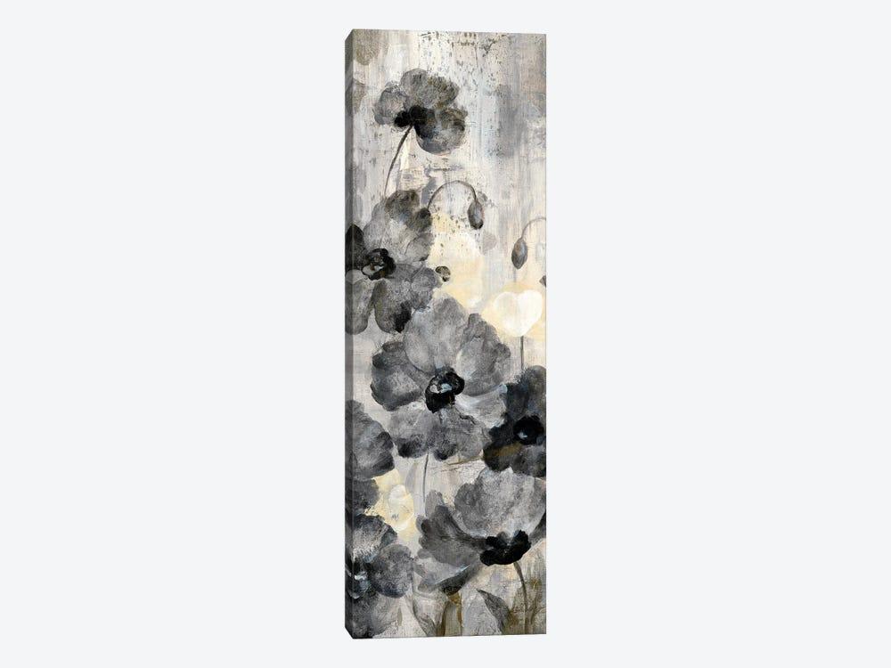 Crystal Raindrops Panel II by Silvia Vassileva 1-piece Canvas Wall Art