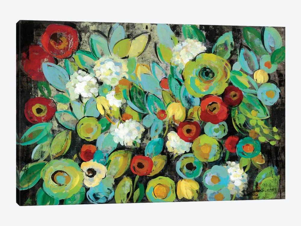Fiesta Floral by Silvia Vassileva 1-piece Art Print